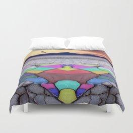 Painted Desert Duvet Cover