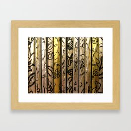 Little Golden Books Framed Art Print