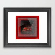 Color wrap Framed Art Print