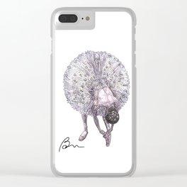 Dryad's tutu, Royal Ballet Clear iPhone Case