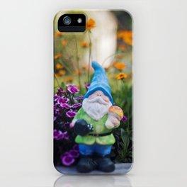 Lil Garden Gnome iPhone Case