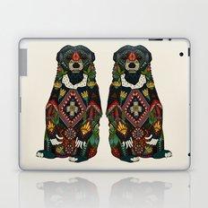 sun bear almond Laptop & iPad Skin