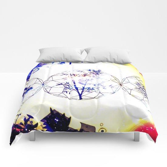 TREEMETRICLIFE Comforters