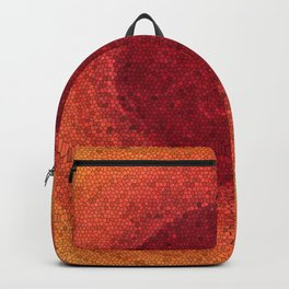 Blood Moon on the Rise Backpack