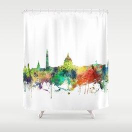 Washington, DC Skyline SP Shower Curtain