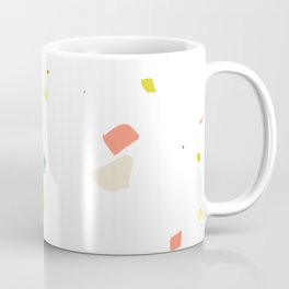 Light Yellow Terrazzo Coffee Mug