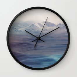 Carbon Wall Clock