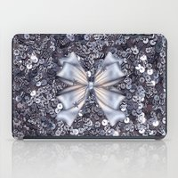 silver iPad Cases featuring Silver by Elena Indolfi