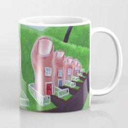 Toe Town Coffee Mug