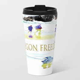 Oregon Freedom Travel Mug