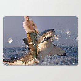 Vladimir Putin Funny Meme Cutting Board