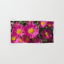 Summer Asters 4636 Hand & Bath Towel
