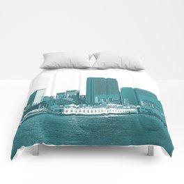 San Francisco City Comforters