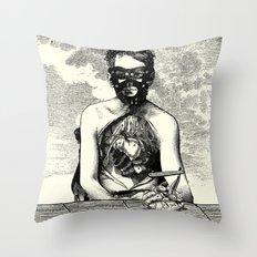 EXTREME SADISM III Throw Pillow