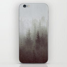 Simbiosis III iPhone Skin