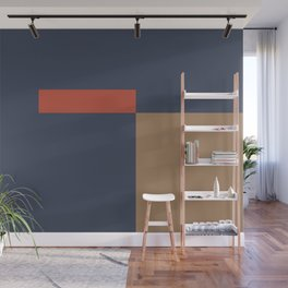 Contemporary Composition 29 Wall Mural