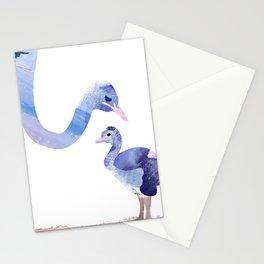 Fuzzy Love Stationery Cards