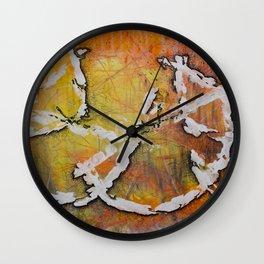 Hay naranjas! Wall Clock