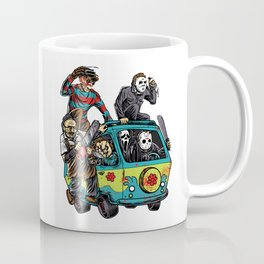 The Massacre Machine Coffee Mug