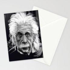Speed Portraits: Einstein Stationery Cards