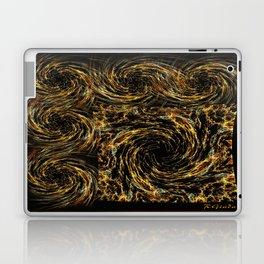 Swirlylicious dream Laptop & iPad Skin