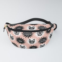 Pink Frenchie Fanny Pack