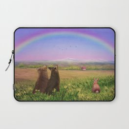 Look Up For Hope Laptop Sleeve
