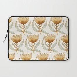 Bohemian Sunflower Pattern Laptop Sleeve