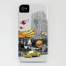 N Y C iPhone (4, 4s) Slim Case