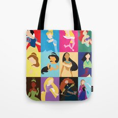 Princess 2014 Tote Bag