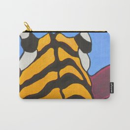 Stain glass Tiger Carry-All Pouch