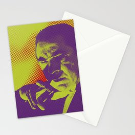 Pop Art Dracula Stationery Cards