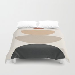 Geometric Modern Art 31 Duvet Cover