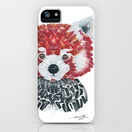 Serene Sherpa iPhone Case