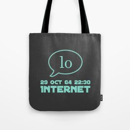 The Internet 50 - 29 Oct 69 Tote Bag