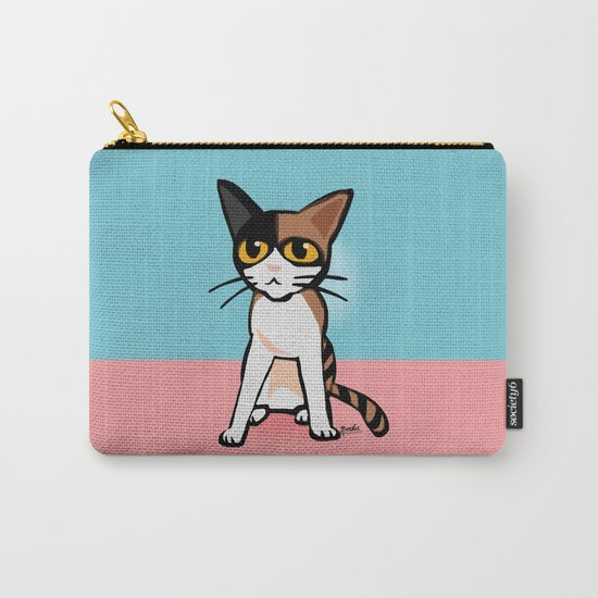 Cute my cat Carry-All Pouch
