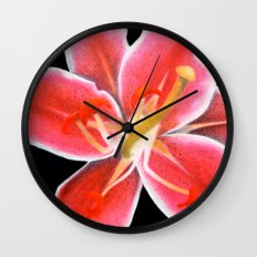 Mother Natures Finest Wall Clock
