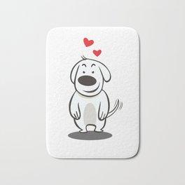 MY FUNNY DOG Bath Mat