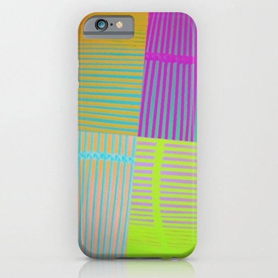 Di-simetrías Color iPhone & iPod Case
