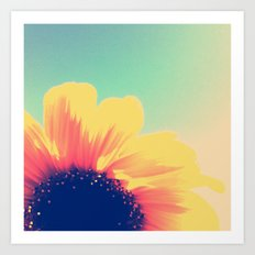 FLOWER 031 Art Print