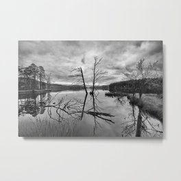Loch Mallachie Metal Print