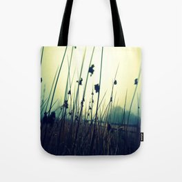 A Bleak Beautiful Morning Tote Bag