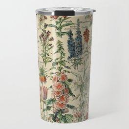 Fleurs A / Le Larousse pour tous Travel Mug