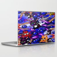 scuba Laptop & iPad Skins featuring Scuba by Mark Greulach