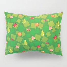 Fruit Basket Pillow Sham