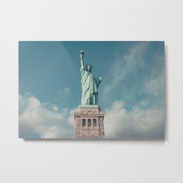 Statue of Liberty I Metal Print