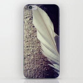 Tree Feather iPhone Skin
