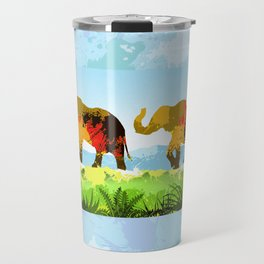 Walk With Me Travel Mug