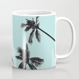 Palm trees 5 Kaffeebecher