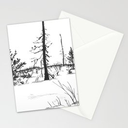 along the JBH Stationery Cards